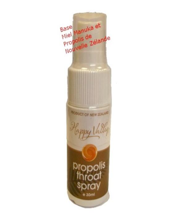 "Spray de gorge propolis & MGO TM ""400 Manuka"" 30 ml"
