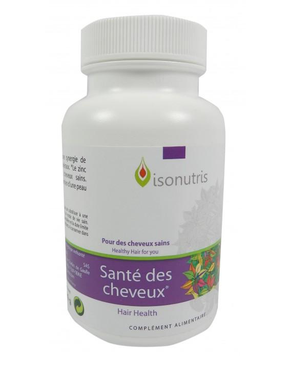 SANTE DES CHEVEUX 60 comp 20 j