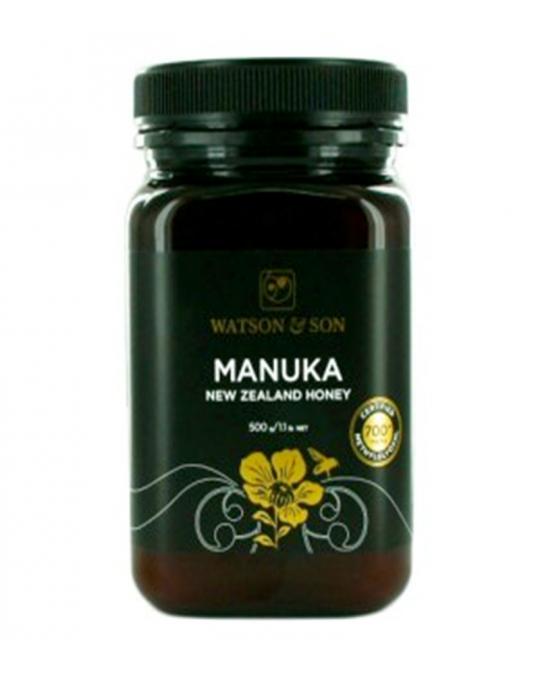 Miel Manuka MG700+  250g  (selon disponibilités)