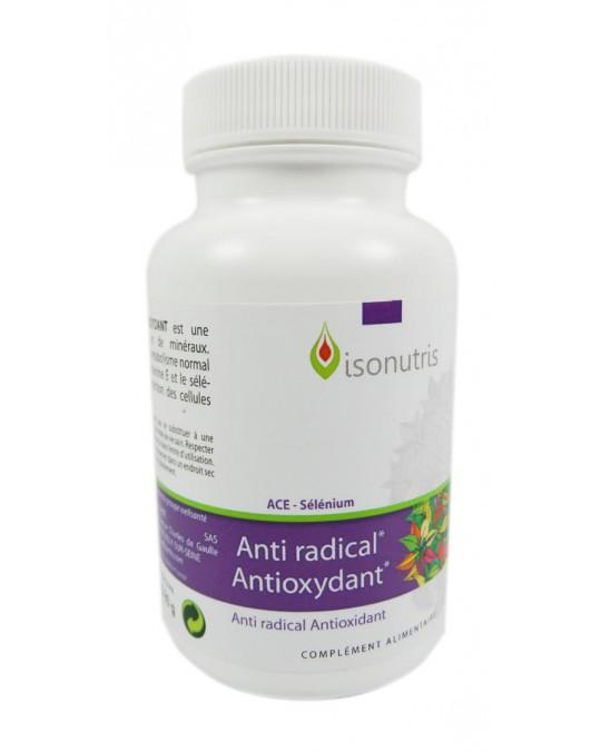 Anti-Radical, Antioxydant, ACE Sélénium, 60 comp. 30 j
